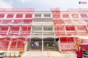 For SaleShophouseRama 2, Bang Khun Thian : Sell, sell, cheap, Home Office, Rama 2, next to Krungsri Bank, near Central, 2 booths, area 43.5 sq m, 500 sq m., good extension, ready to use for 13 million