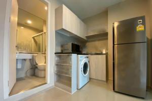 ขายคอนโดสำโรง สมุทรปราการ : ขายคอนโด Aspire Erawan แอสปาย เอราวัณ ติดรถไฟฟ้า 2ห้องนอน 1ห้องน้ำ 36.79 ตรม. เป็นห้องมุม ด้านหน้า