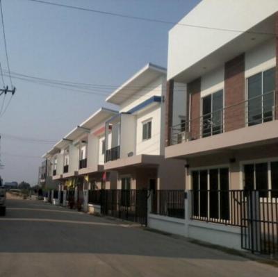 For SaleHouseRamkhamhaeng,Min Buri, Romklao : My house project One-storey single-storey house
