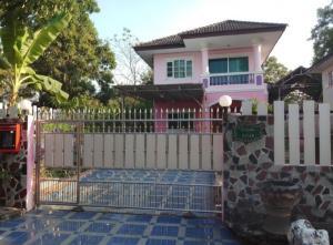 ขายบ้านเอกชัย บางบอน : ขายบ้านเดี่ยว(อิงสวน)