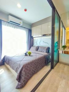 For RentCondoRama9, RCA, Petchaburi : For rent: The Privacy Rama 9 (The Privacy Rama 9), beautiful room, fully furnished.