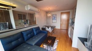 For RentCondoSathorn, Narathiwat : Condo for rent NOBLE REVO SILOM Floor 12 AOL-F80-2103003645