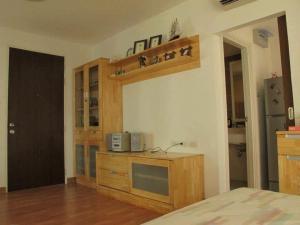 For RentCondoRatchadapisek, Huaikwang, Suttisan : 🔥 Cheapest, beautiful decoration, fully furnished, corner room !! Ivy Ratchada, near MRT Sutthisan