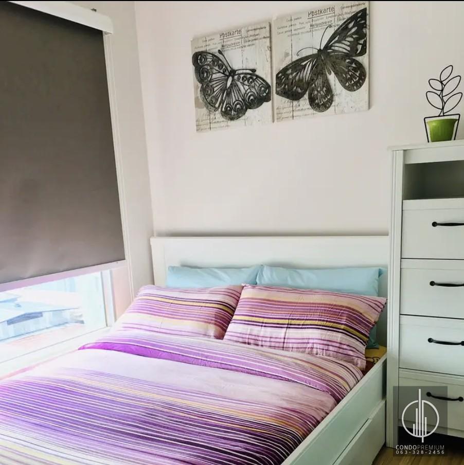 For RentCondoBangbuathong, Sainoi : G 5887 💛 For rent PLUM CONDO BANGYAI STATION Ready to move in