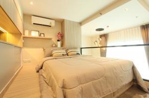 เช่าคอนโดสะพานควาย จตุจักร : For Rent 租赁式公寓 The Reserve Phahol- Pradipat (Duplex) 45sq.m. 25,000 THB Tel. 065-9899065