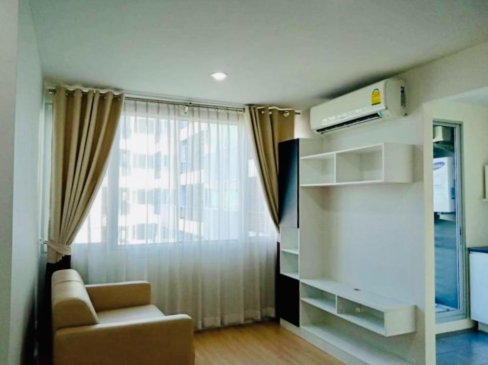 ขายคอนโดพระราม 5 ราชพฤกษ์ บางกรวย : คอนโด S9 สัมมากร 45 ตรม 2 ห้องนอน ใกล้ MRT บางรักใหญ่