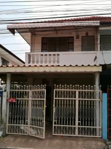 For RentHouseRama 2, Bang Khun Thian : Rent a 2-storey house, 30 sq m.