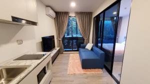 เช่าคอนโดท่าพระ ตลาดพลู : New Room for Rent : Beat Bangwa ห้องสวยพร้อมเฟอร์