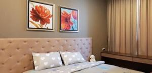 For RentCondoRama9, RCA, Petchaburi : SK02375 For rent The Capital Ekamai - Thonglor (The Capital Ekamai - Thonglor) ** BTS Thonglor **.
