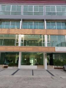 เช่าสำนักงานแจ้งวัฒนะ เมืองทอง : ( ให้เช่า ) ** อาคารสำนักงาน 4 ชั้น เลียบคลองประปา ใกล้เมืองทองธานี โครงการ ไพรม์ บีซ-โฮม ( Prime Biz-Home ) **