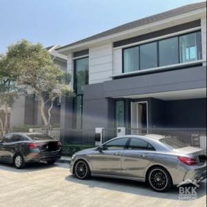 For SaleHouseRama5, Ratchapruek, Bangkruai : (For Sale) ** Single house on Ratchapruek-Nonthaburi Road (Airi Rama 5-Ratchapruek) with Modern Luxury decoration **