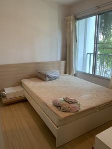 For SaleCondoBangna, Lasalle, Bearing : Sale Parkland Srinakarin, Building E, 2nd floor, 40 sq m. 1,680,000 baht.