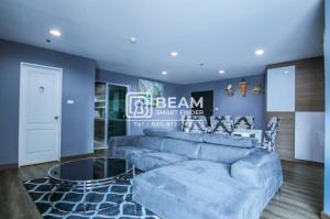 For RentCondoRama9, RCA, Petchaburi : BL031 💎 ** BELLE GRAND RAMA 9 ** Refurbished room, very big room, cheap price ✨✨
