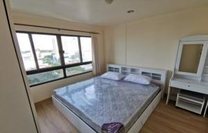 For RentCondoOnnut, Udomsuk : RT0033‼ ️‼ ️‼ ️ beautiful room Kind owner‼ ️‼ ️‼ ️ Condo for rent, Lumpini Ville Sukhumvit 77, BTS On Nut, large room, separate room with privacy. Fully furnished ready