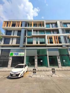 For RentOfficeKasetsart, Ratchayothin : Office for rent 4.5 floors, Nirvana @ Work Ramintra project, Nirvana @WORK Ramintra, next to Ram Inthra Km.2 Road, near Central Ramindra.