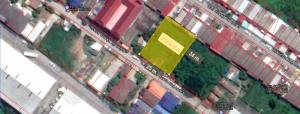 ขายที่ดินอ่อนนุช อุดมสุข : ขายที่ดินแปลงสวยอ่อนนุช70 ใกล้ถนนศรีนคริทร์ ฺฺBTS สายสีเหลือง