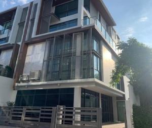 เช่าสำนักงานพระราม 3 สาธุประดิษฐ์ : For Rent ให้เช่าอาคารสำนักงาน / Home Office 4 ชั้นพร้อมชั้นลอย โครงการหรู ทำเลดี เจด ไพรซ์ Jade Praise Sathorn-Rama 3 ฝั่ง Private Zone แอร์ทั้งหลัง 10 เครื่อง เหมาะเป็นสำนักงาน จดบริษัทได้