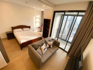 For RentCondoSiam Paragon ,Chulalongkorn,Samyan : Condo for rent Modern Luxury & Electic Ashton Chula-Silom style condo 33 sqm. Fully furnished