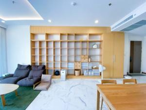 For RentCondoSilom, Saladaeng, Bangrak : Condo for rent, high floor, corner room, city view, 2 bedrooms, Supalai Elite, Surawong, 87 sqm., Fully furnished, beautiful building