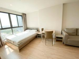 For RentCondoBangna, Lasalle, Bearing : For rent   Ideo O2  Studio , size 26 sq.m., Beautiful room, fully furnished.