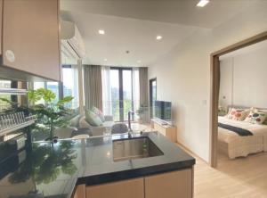 For RentCondoOnnut, Udomsuk : For rent kawa haus Condo 5th floor AOL-F86-2103003656