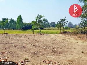 For SaleLandUthai Thani : Land for sale on Sakae Krang River, area 8 rai 1 ngan 63.0 square wah, Noen Chaeng, Uthai Thani.