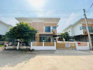 ขายบ้านปราจีนบุรี : ขายถูกสุดในย่านนี้ทำเลดีสุดๆนิคมอุตสาหกรรม 304 ปราจีนบุรี