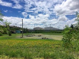For SaleLandMahachai Samut Sakhon : Land for sale, along Khlong Bang Nam Chuet Road, Ekachai Road, near Wat Phothae
