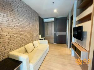 For SaleCondoSathorn, Narathiwat : For Sell Rhythm Sathorn - 1 Bed, size 35 sq.m., fully furnished special price.