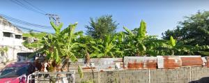 For SaleLandOnnut, Udomsuk : Corner plot, next to 2 sides of the road, 586 square wa. AN115
