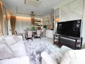 "For RentHouseKaset Nawamin,Ladplakao : Rental / Selling: Luxury House With Full Furnitures in ""Grandio Ladprao-Kaset Nawamin"""