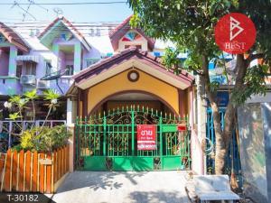 ขายทาวน์เฮ้าส์/ทาวน์โฮมสำโรง สมุทรปราการ : ขายทาวน์เฮ้าส์ หมู่บ้านสายรุ้ง หนามแดง-บางพลี สมุทรปราการ