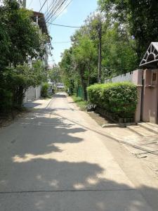 For SaleHouseOnnut, Udomsuk : 2 storey house for sale, 88 sq m of land, 3 bedrooms, 3 bathrooms, in Soi Wachiratham Sathit 16, Sukhumvit 101/1, Bangchak, Udomsuk, AN117