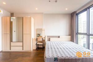 For SaleCondoRatchathewi,Phayathai : For Sale  Ideo Q Siam-Ratchathewi   1Bed , size 30 sq.m., Beautiful room, fully furnished.