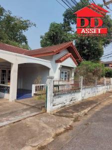 For RentHousePattaya, Bangsaen, Chonburi : House for rent Phadaeng Garden Ville Sriracha Village Phadaeng Garden Ville Chonburi near Kasetsart University Sriracha