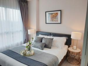 For SaleCondoChengwatana, Muangthong : Nice room, ready to move in: Aspire Ngamwongwan [Aspire Ngamwongwan]