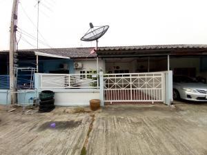ขายบ้านกาญจนบุรี : ขายบ้านชั้นเดียว หมู่บ้านเมืองทอง หนองขาว