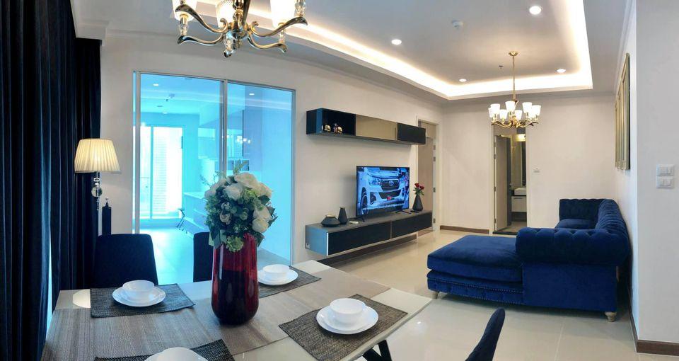 For RentCondoRatchathewi,Phayathai : For rent: Supalai Elite Phayathai (Supalai Elite Phayathai), fully furnished, elegant