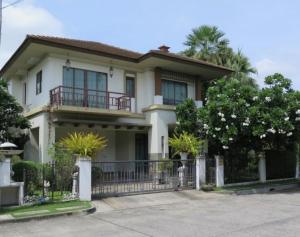 ขายบ้านบางซื่อ วงศ์สว่าง เตาปูน : บ้านเดี่ยว เศรษฐสิริ ประชาชื่น เรสซิเด้นท์ 4