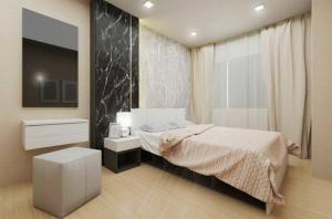 For RentCondoRatchadapisek, Huaikwang, Suttisan : Condo for rent Metro Luxe Ratchada Soi Inthamara 47 Din Daeng Din Daeng 1 bedroom with cheap.