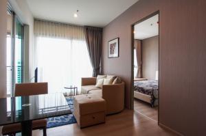 For RentCondoRatchadapisek, Huaikwang, Suttisan : For Rent 租赁 式 公寓 Life Ratchadapisek 45 sq.m. 18,000 THB Tel. 065-9899065
