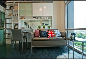 For RentCondoSukhumvit, Asoke, Thonglor : Urgent Rent ++ Branded Residence ++ Duplex Condo ++ Ideo Morph ++ Special Price @ 20000🔥 ++ BTS Thonglor 400 Meters Only 🚅