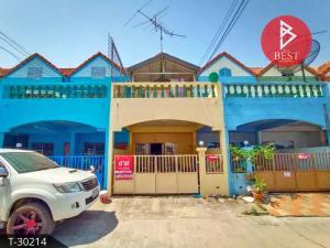 ขายทาวน์เฮ้าส์/ทาวน์โฮมพัทยา บางแสน ชลบุรี : ขายทาวน์เฮ้าส์ หมู่บ้านวรางค์ทอง ดอนหัวฬ่อ ชลบุรี สภาพดีพร้อมอยู่