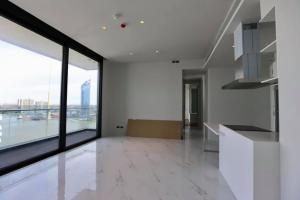 Sale DownCondoRama3 (Riverside),Satupadit : Condo for sale, Canapaya Residence Rama 3, size 85 Sq.m, 2 bed 2 bath, price only 15.5 MB !!