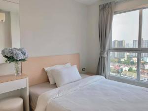 For RentCondoBang Sue, Wong Sawang : For rent, Rich Park @ Bangson station, next to Mrt, Bang hidden, price 7,500 baht.