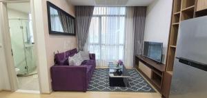 For RentCondoRama9, RCA, Petchaburi : For Rent The Capital Ekamai-Thonglor (49 sqm.)