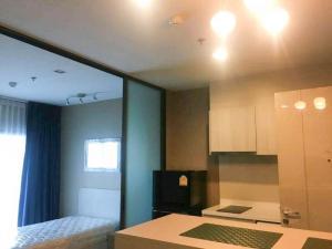 For RentCondoOnnut, Udomsuk : For rent  Life Sukhumvit 48  2Bed, size 40 sq.m., Beautiful room, fully furnished.