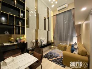 เช่าคอนโดสาทร นราธิวาส : 🔥🔥🔥For Rent Knightsbridge Prime Sathorn🏢🏬 ตกแต่งหรูแบบ✨ Modern Contemporary Style @JST Property.