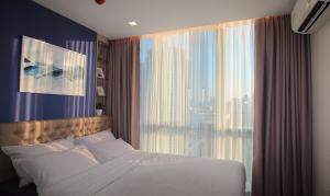 เช่าคอนโดราชเทวี พญาไท : for rent Wish signature midtown siam 1 bed ห้องเเต่งสวย