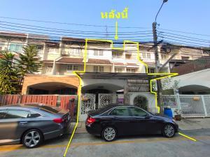 For SaleTownhouseSathorn, Narathiwat : 3-storey townhouse, Charoen Niwet Village, Soi Chan 6
